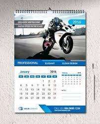 Calender Design Template 2016 Calendar Template 46 Free Word Pdf Psd Eps Ai