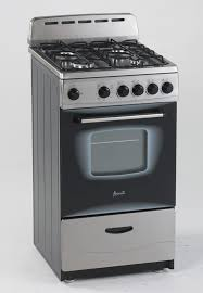 stove 24 inch. avanti gr20x 20 inch freestanding gas range with 21 cu ft intended for incredible property stove plan 24