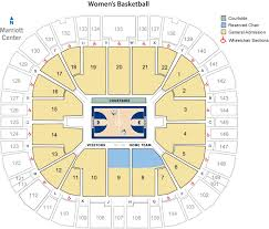 Flames Central Seating Chart Marriott Center Byu Tickets