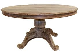 rustic round table. Fabulous Rustic Round Dining Table Room Tables House Design Ideas N