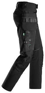 2 0 Work Trousers Holster Pockets Snickers Workwear