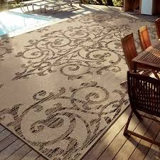 easy living indoor outdoor rug implausible 7 10 x 12 manor gate interiors