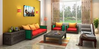 indian ethnic living room designs