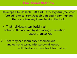 johari s window the johari window <ul><li>developed by jo seph luft and har