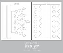 Small Picture Printable Kings And Queens Crown Free Printable Queen Crown And