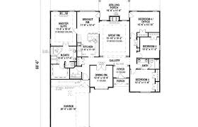 full size of 4 bedroom house plans kerala single floor 1 story in double two y