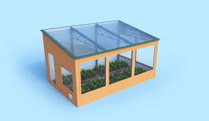 backyard greenhouse kits