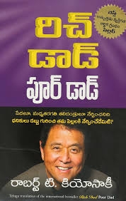 Buy Rich Dad Poor Dad Telugu Book Online At Low Prices In India