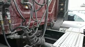 Tractor Abs Light On Freightliner Century Abs Light Flashing