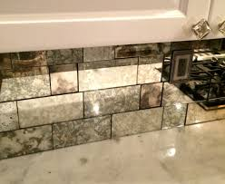 Mirror Tiles Decorating Ideas Mirror Tile Backsplash Fireplace Basement Ideas 76