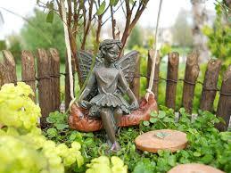 fairy garden statues. Fairy Gardening Wyoming Kentwood Comstock Park MI Garden Statues