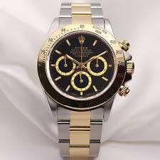 rolex watch fake how to tell rolex daytona 16523 steel gold inverted 6