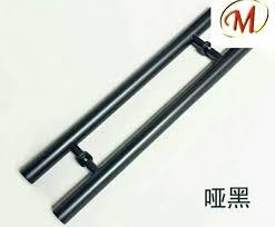 china high quality stainless steel door handle glass door shake handshandle china stainless steel door handle
