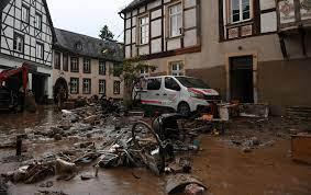 ألمانيا الأكثر تضرراً.. فيضانات تخلف أكثر من 120...