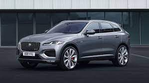 Combine practicality, style & efficiency to choose your perfect luxury performance suv. Jaguar F Pace Facelift 2021 Neuer Look Und Neue Antriebe Auto Motor Und Sport