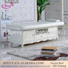 beauty room furniture. Kayu Polos Salon Kecantikan Meja Pijat Wajah Beauty Room Furniture T