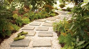 garden paths easy. a beautiful garden path made from paver stones paths easy 5