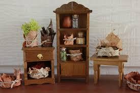furniture fairy. Fairy Basket Tutorial Miniature From Beneath The Ferns #miniature #fairyhouse #fairygarden #beneaththeferns Furniture