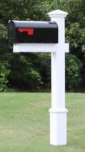 mailbox. Amazon.com : The Homestead Vinyl / PVC Mailbox Post (Includes Mailbox) Poles Garden \u0026 Outdoor