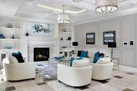 40 Living Rooms With White Furniture Sofas And Chairs Inspiration White On White Living Room Decorating Ideas