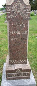 Charles Werkheiser (1813-1891) - Find A Grave Memorial