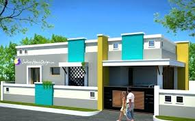 low cost home plans in india simple home design plans house plan for sq ft in
