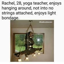 teacher yoga and dank memes rachel 28 yoga teacher enjoys