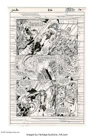 Mark Campos, Ken Branch and Kevin Conrad - Justice League America | Lot  #17557 | Heritage Auctions