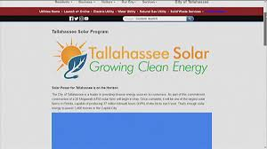 City Of Tallahassee Utility Solar Subscriptions Coming Soon For Tallahassee News Wtxlcom
