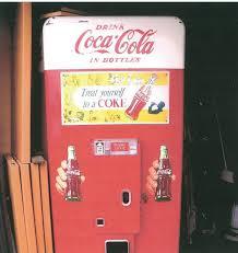 Original Coke Vending Machine Cool VINTAGE ORIGINAL COCACOLA Coke Vending Machine Vendo Big Boy