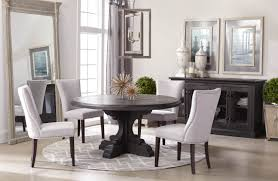 round dining table base:  bastillerounddiningtablebase blackwash setting