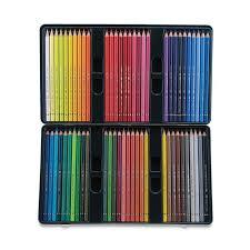 Faber Castell Polychromos Color Chart Faber Castell Polychromos Colored Pencil Set 60 Assorted Colors