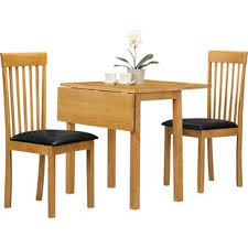 Delightful Petrolia Extendable Dining Set With 2 Chairs