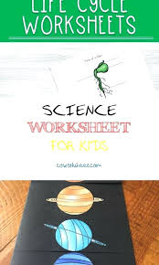 Science is an area of study which involves anything and everything in the entire universe. 3 Science Worksheet Kids Life Worksheets Snowtanye Com