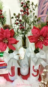 diy holiday crafting with wine bottles the perfect holiday craft for any home decor