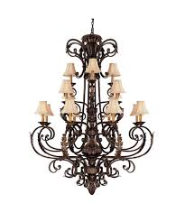 chandelier cool large foyer chandeliers 2 story foyer chandelier brown iron chandeliers with white lamp