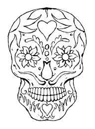 Small Picture Halloween Coloring Pages To Print Scary Coloring Pages