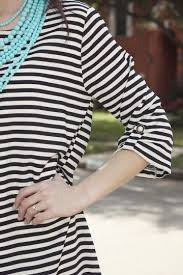 black and white stripes with turquoise jewelry turquoise jewelry striped dress well dressed