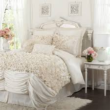 136 best Bedding images on Pinterest | Bed sheets, Crafts and Do you & Over the top chic bedding! Master bedroom bedding we just got :) Lush Decor  Lucia Comforter Set Adamdwight.com