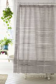 gold shower rings brushed br rod contemporary u shape curtain bathroom designer curtains for beautiful finish polished brass tension