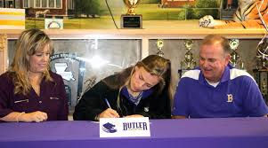 Benton All-Parish softball star Abi Cole signs with Butler (Kansas)  Community College | Bossier Press-Tribune
