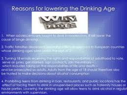 drinking essay lowering the drinking age to essay yahoo answers  lowering the drinking age to essay yahoo answers the drinking age law should be amended to
