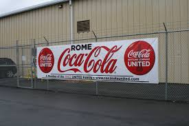 coca cola distribution birmingham bottler buys rome coca cola territory business