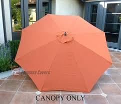replacement umbrella canopy for 9ft replacement umbrella canopy 9 ft for 6 ribs 9ft market umbrella replacement umbrella canopy