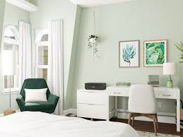 A cozy guest room to host family in is a great feelings. 11 Office And Guest Room Layout Ideas Modsy Blog