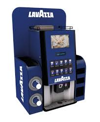 Table Top Coffee Vending Machine Magnificent Lavazza VLux X Max T Table Top Coffee Machine By EXpresso PLUS