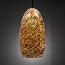 blown glass lighting. limited edition jupiter hand blown glass pendant light lighting