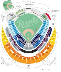 Royals Seating Chart With Rows Tips To Enhance Your Kauffman Stadium Experience Royals Review