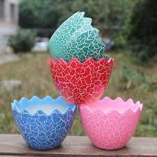 Shell Designs Flower Pot Mould Picture More Detailed Picture About Zakka Crack