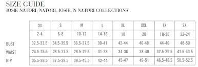 Josie Natori Size Chart N By Natori Plus Size Congo Robe Zappos Com